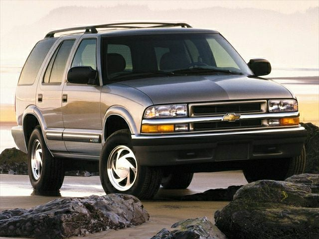 Used 2000 Chevrolet Blazer For Sale In Crystal Lake IL | P2655A