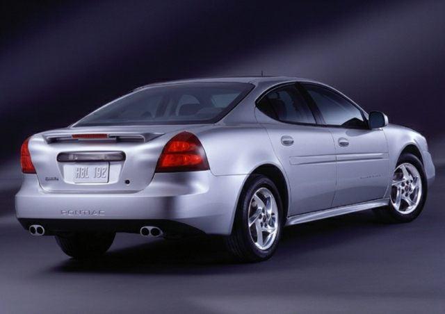 Used 2004 Pontiac Grand Prix For Sale Crystal Lake Il 15615a