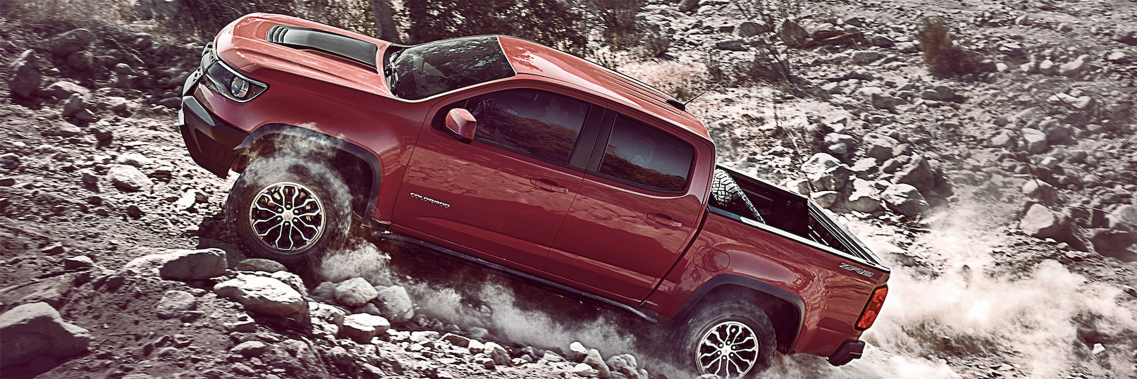 Chevy Colorado Accessories >> How To Make the Most of Your Chevy Colorado ZR2