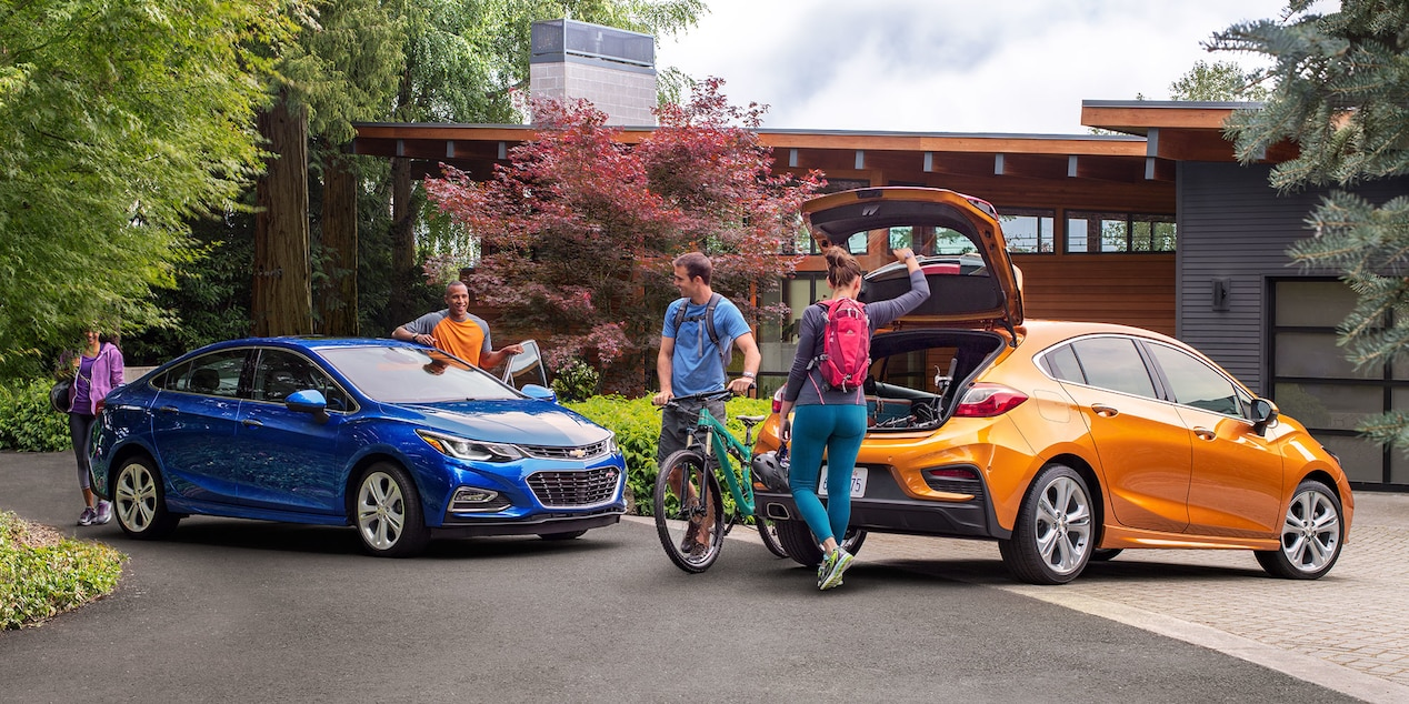 Which Chevy Cruze Is The Perfect Fit For You Martin