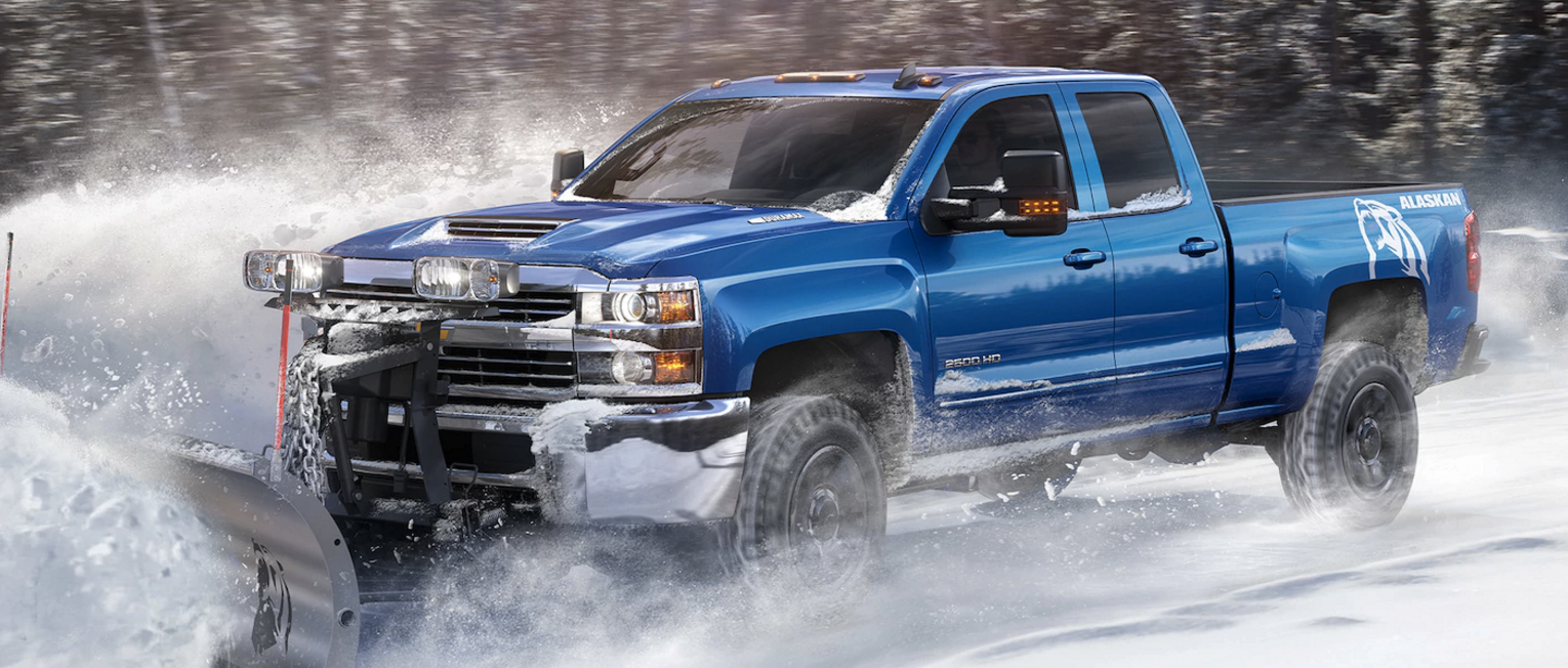 Chevy Alaskan Edition >> Which Chevy Silverado 1500 Special Editions Are the Best? - Martin Chevrolet Blog