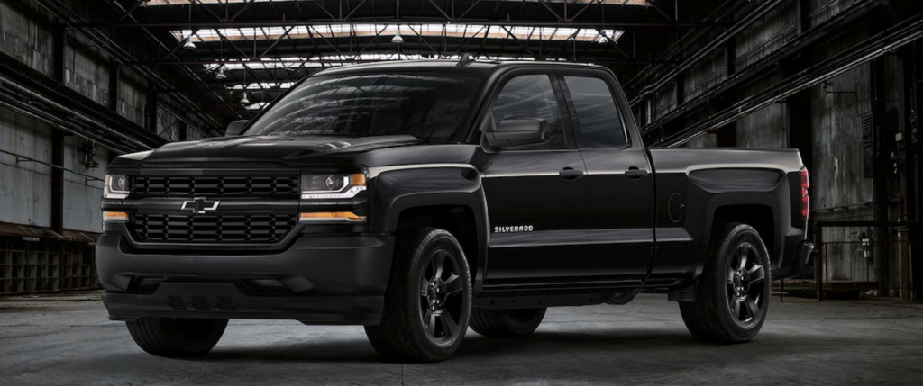 Blogsectionwhich Chevy Silverado 1500 Special Editions Are