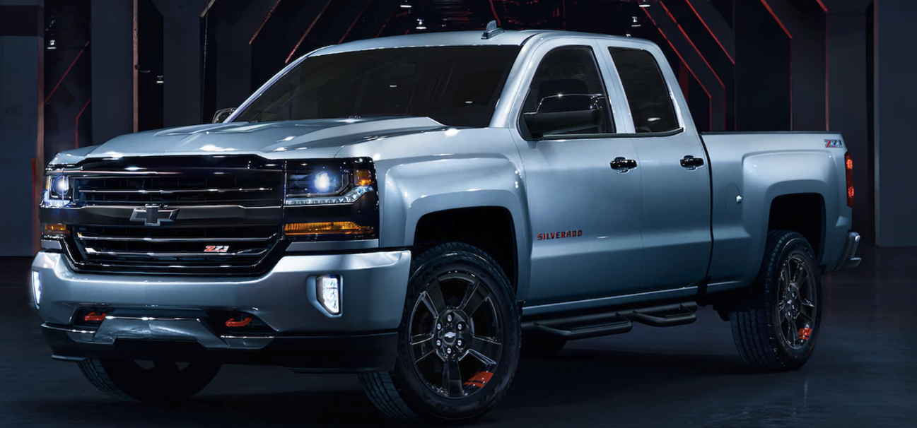 Chevy Silverado Special Edition >> Which Chevy Silverado 1500 Special Editions Are The Best
