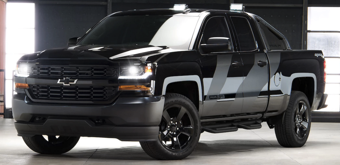 Chevy Silverado 2017 Special Edition >> Which Chevy Silverado 1500 Special Editions Are The Best