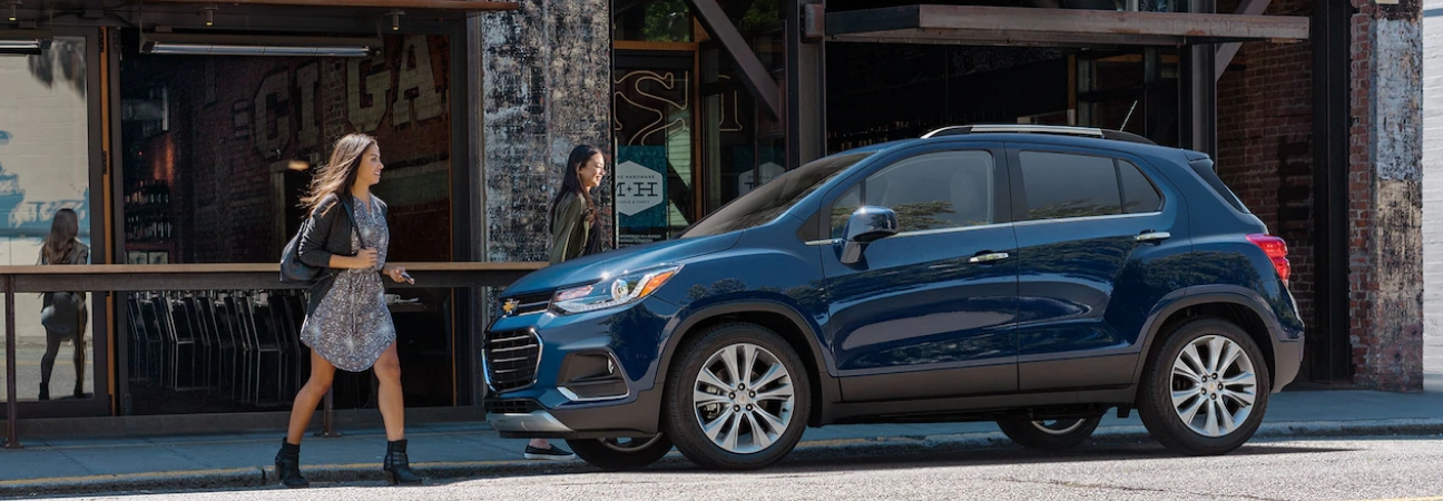 2019 Chevrolet Trax Overview Fun Safe And Compact