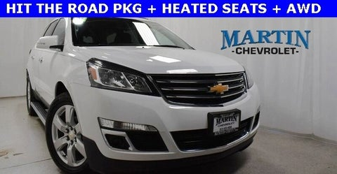 Used Chevrolet Traverse Crystal Lake Il