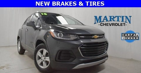 Used Chevrolet Trax Crystal Lake Il