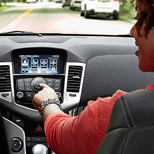 New 2016 Chevy Cruze Technology Features | Crystal Lake IL & Cary