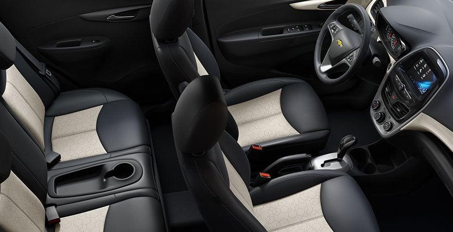 2016 Chevy Spark Interior