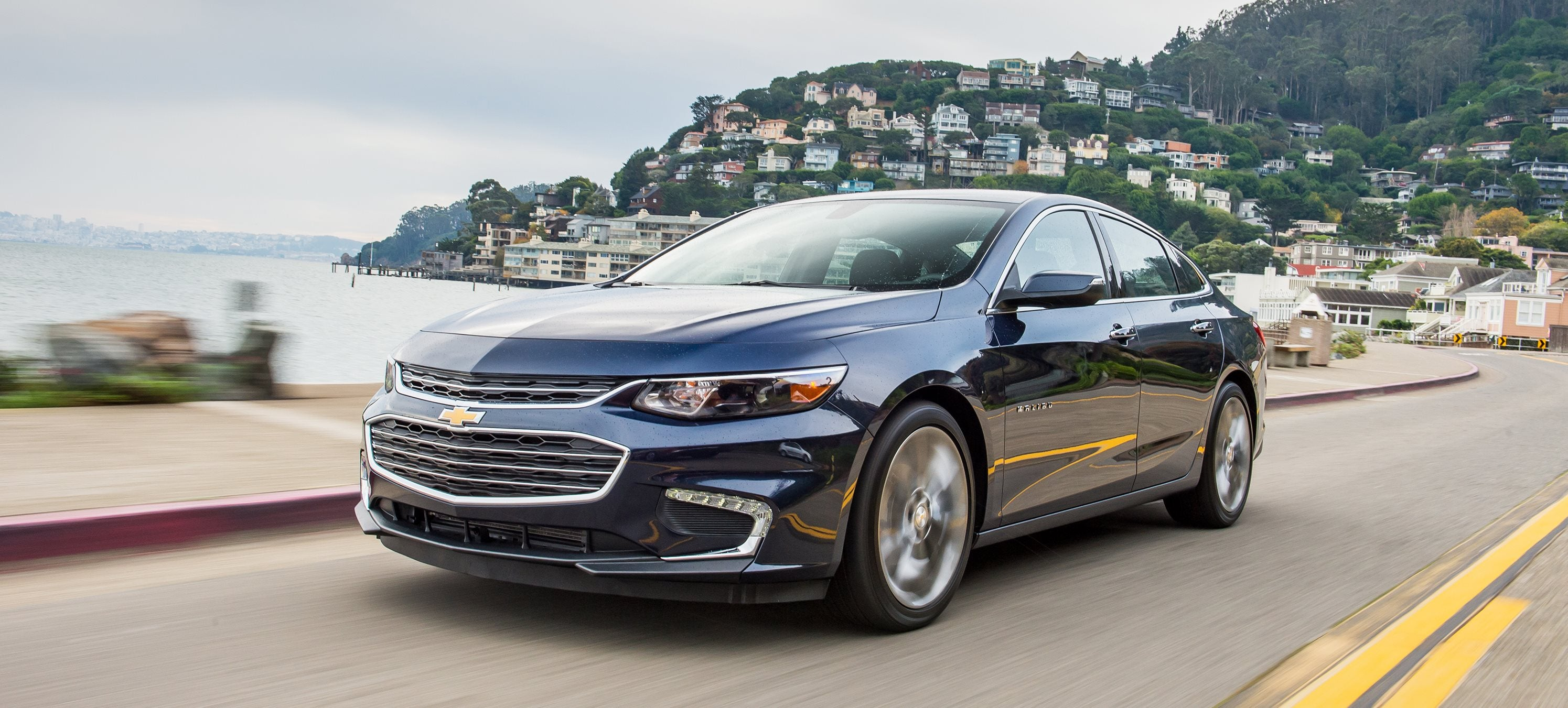 Test Drive A 2016 Chevy Malibu Or Impala