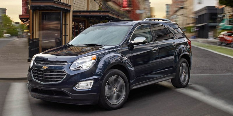New 2016 Chevrolet Equinox For Crystal Lake Il