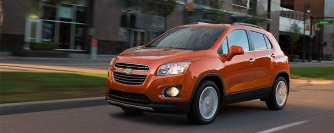 New 2016 Chevrolet Trax For Crystal Lake Il