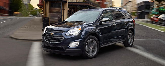New 2017 Chevrolet Equinox For Crystal Lake Il