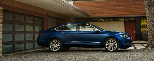 Used Chevy Impala For Sale >> Used Chevrolet Impala For Sale In Crystal Lake Il Cary
